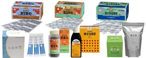 アトピー性皮膚炎と漢方薬
