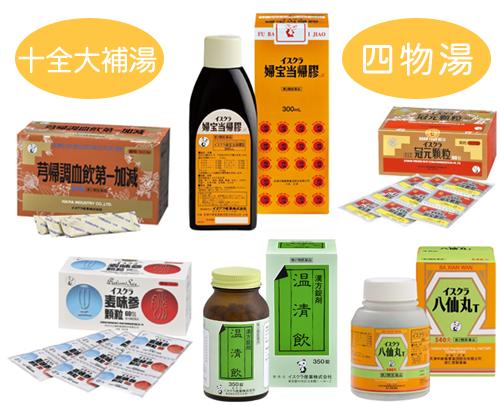 乾燥肌対策によく使われる代表的な漢方薬