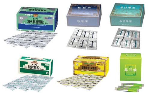 接触性皮膚炎によく使われる代表的な漢方薬